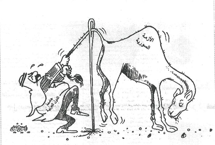Camel vs Needle