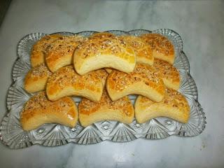Recette des délicieux biscuits croissants