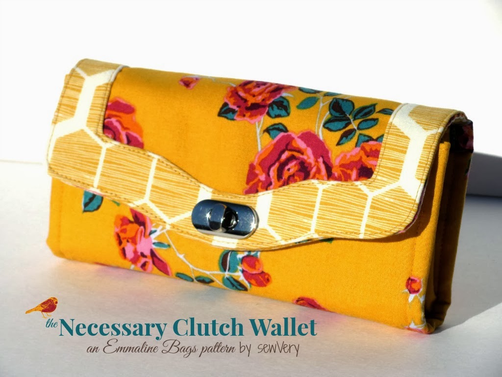 Sewvery the necessary clutch wallet x 2 the necessary clutch wallet x 2 jeuxipadfo Gallery