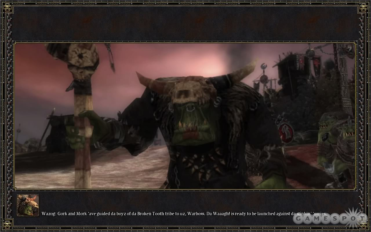 Warhammer Mark Of Chaos Battle March PC Game Download Free ...