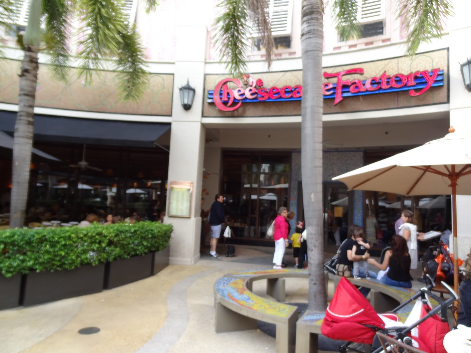 Maps, driving directions and information for Aventura, FL restaurant locations.