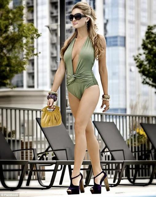 Brittany Kerr Bikini Photo on American Idol 2012