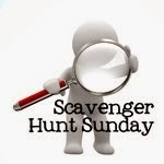 Let's go Scavenger Hunting next Sunday