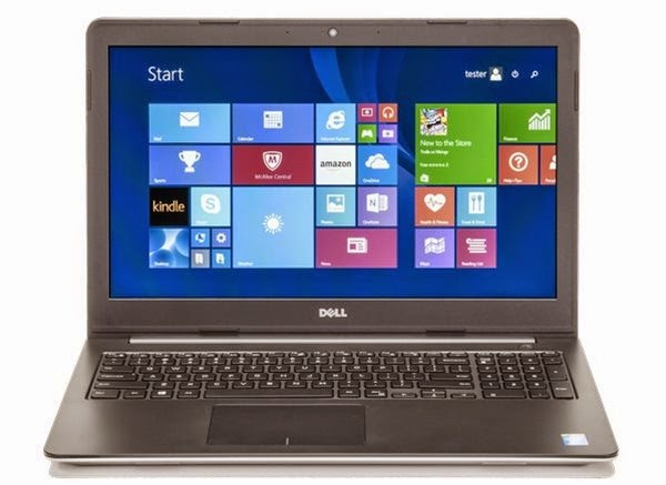 Dell Inspiron 15 5000 (2014) - mid-range laptop, Good price 3