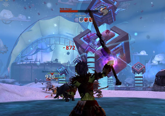 GW2 Guild Wars 2 Wintersday Tixx's Infinirarium