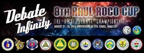 8th Raul Roco Cup slated for August 21-25
