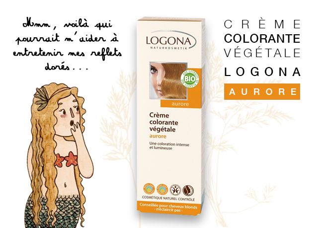 9 avril 2015 - Coloration Logona