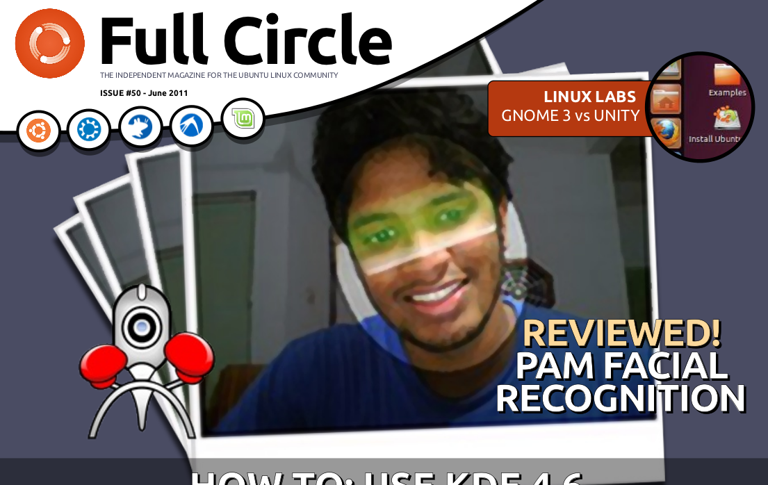 Full Circle Magazine Edisi 50