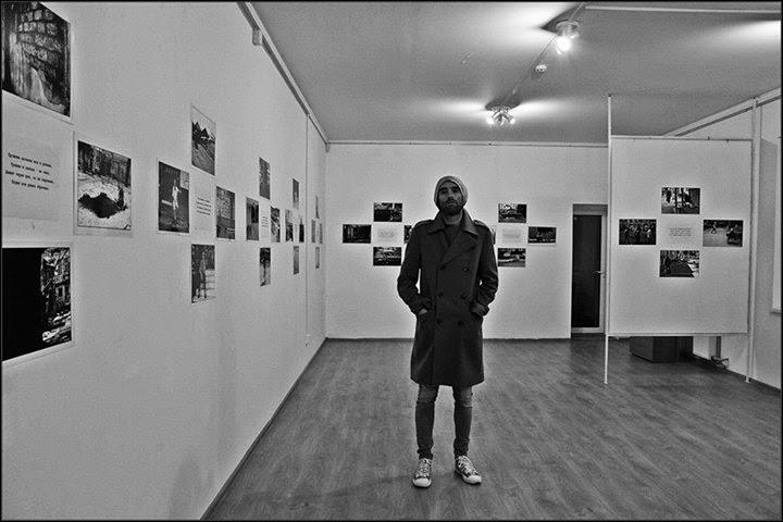 Одесса, выставка современного искусства