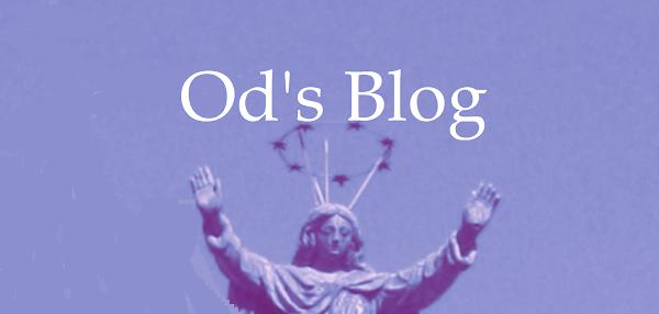 Od's Blog!