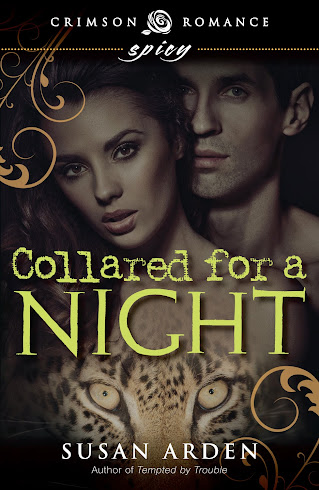 COLLARED FOR A NIGHT, Erotic Shifters