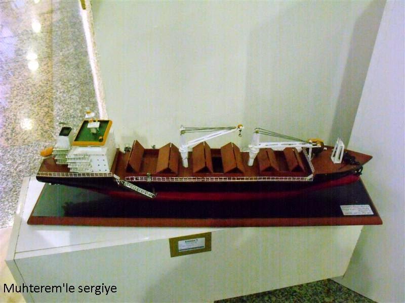 yük gemisi