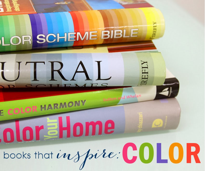 here are some color books that i shared at sewing summit i consider them to be the best of the best when it comes to looking for a color palette for your - Books On Color Theory