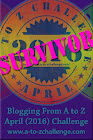 A to Z 2016 Survivor