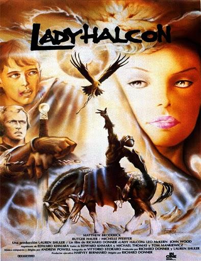 Ver El hechizo de Aquila (Ladyhawke) (1985) Online