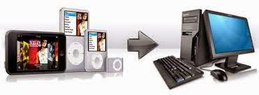 تحميل برنامج نقل الملفات من الايبود iPod إلى الكمبيوتر iPod To Computer Transfer