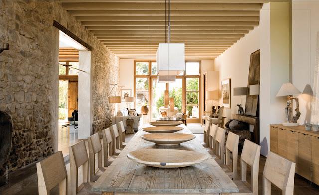 Estilo rustico casa rustica en francia - Casas estilo rustico ...