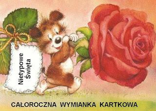 Całoroczna wymiana kartkowa u Czarnej Damy