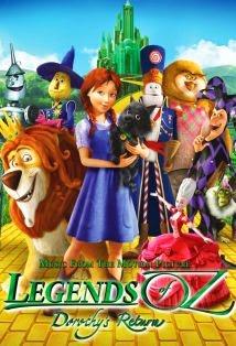 Dorothy wakes up in LEGENDS OF OZ DOROTHYS RETURN 2013 LibresMovies 214x314 Movie-index.com