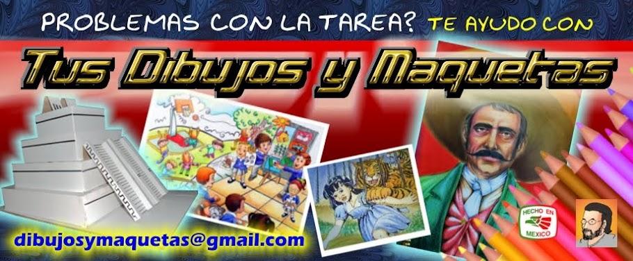 Tus Dibujos y Maquetas - Ayuda con tus tareas en México D.F.
