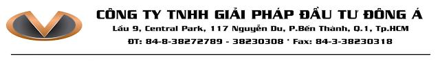 Công ty TNHH Giải pháp đầu tư Đông Á