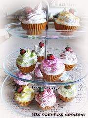 Cupcake finti