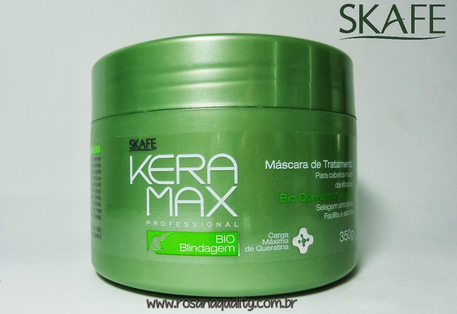 Keramax Bio Blindagem Skafe