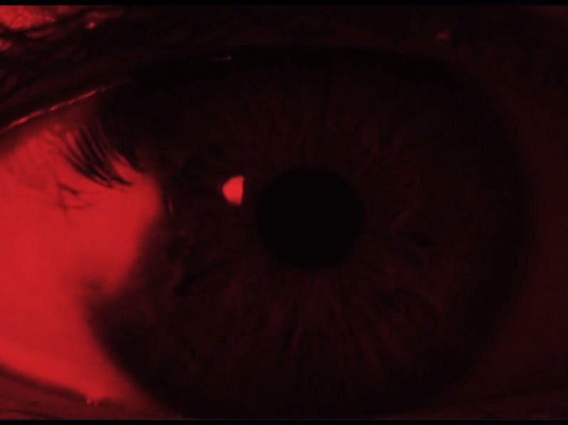 f(x) Redlight Red Eye