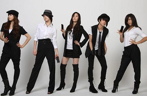 Profil biodata lengkap personil girlband f(x) Kpop.