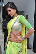Shreya Vyas half saree photo shoot-thumbnail-9