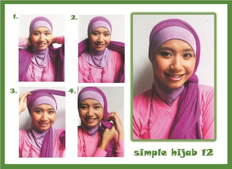 Simple Hijab 8