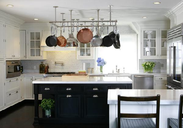 Color Outside the Lines: Kitchen Inspiration Month: Day 17 - Black