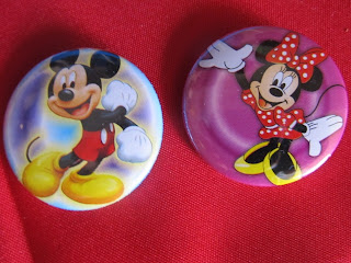 FIESTA TEMATICA MICKEY MOUSE