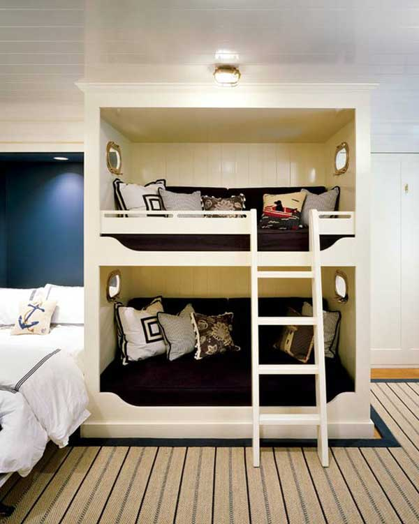 Designing Dream Space Saving Beds