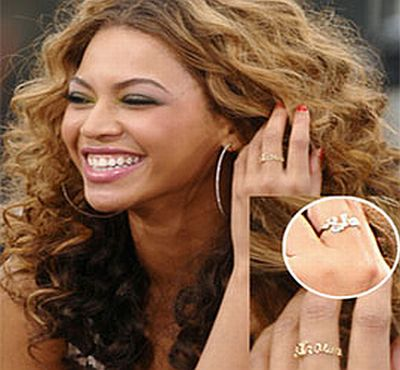 Beyonce wedding ring Wedding Styles