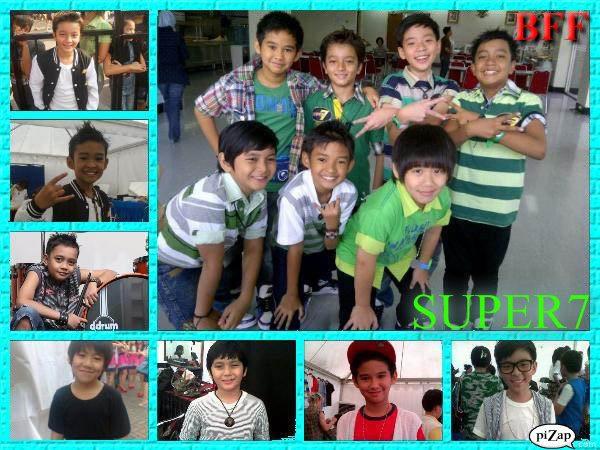 Super 7 Best Friend Forever