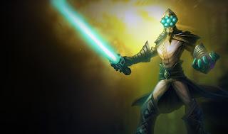 Chosen Master Yi