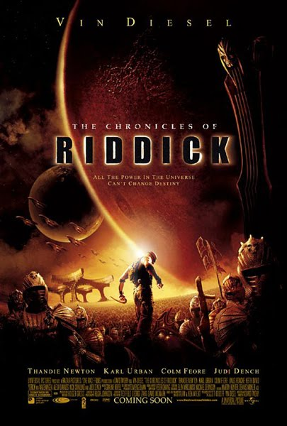 The Chronicles Of Riddick ริดดิค