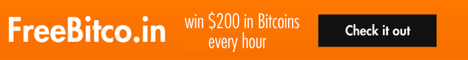 Win $200 in Bitcoins every hour