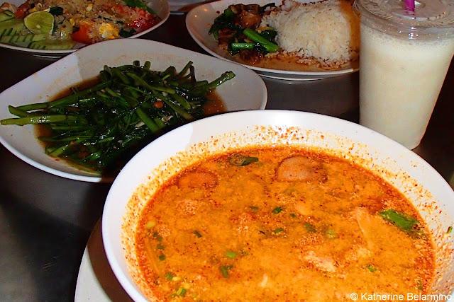 Kalare Food Centre Chiang Mai Thailand