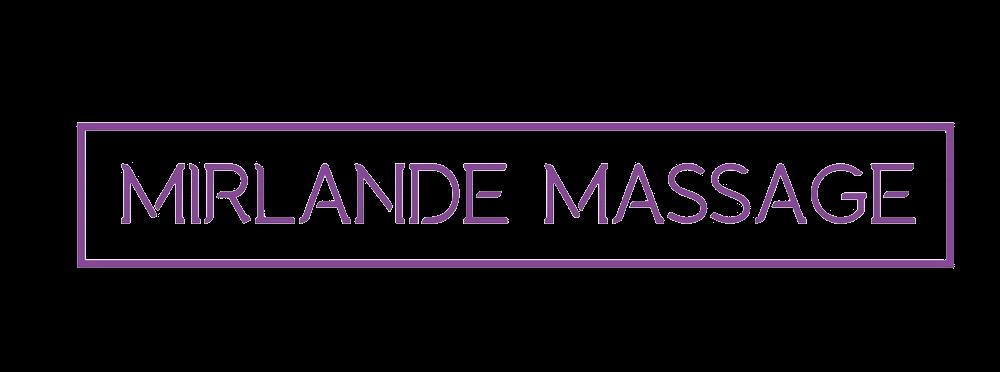 Mirlande's Massage Therapy Blog