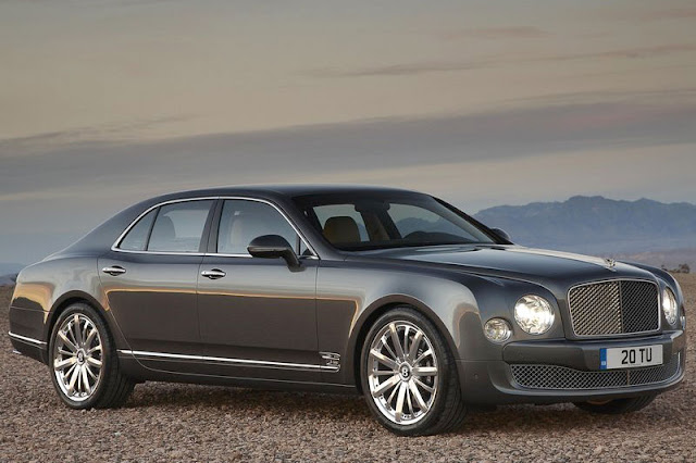 2013 Bentley Mulsanne Wallpaper