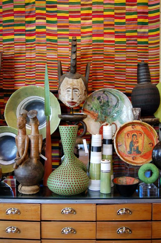 Safari Fusion blog | Cape Town travels | Africa Nova store, a treausre trove of beautiful African wares, Cape Quarter De Waterkant Cape Town
