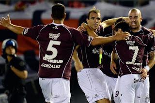 Lanús vs Defensor Sporting, Copa Sudamericana 2015