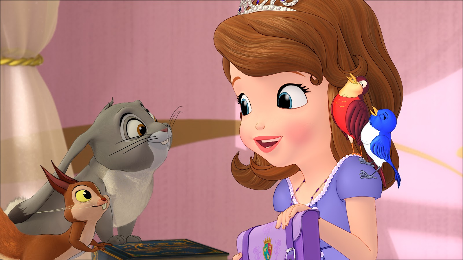 "Disney Sisters: ""Sofia The First"" Character Description of Baileywick ..."