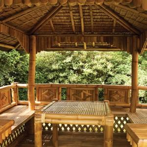 ini daftar harga gazebo bambu untuk atap ilalang ijuk kirai harga ...