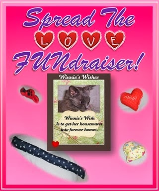 Help Ms. Chrystal for $15 and Get Your Kitty Furiend a Valentine Giftie