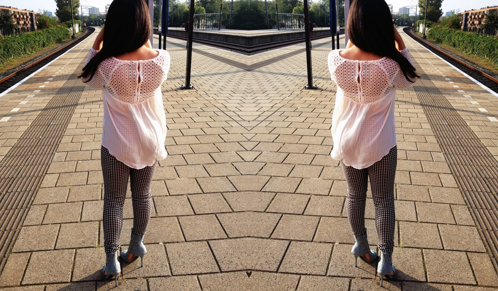 Twinkeltje.nl white button blouse review