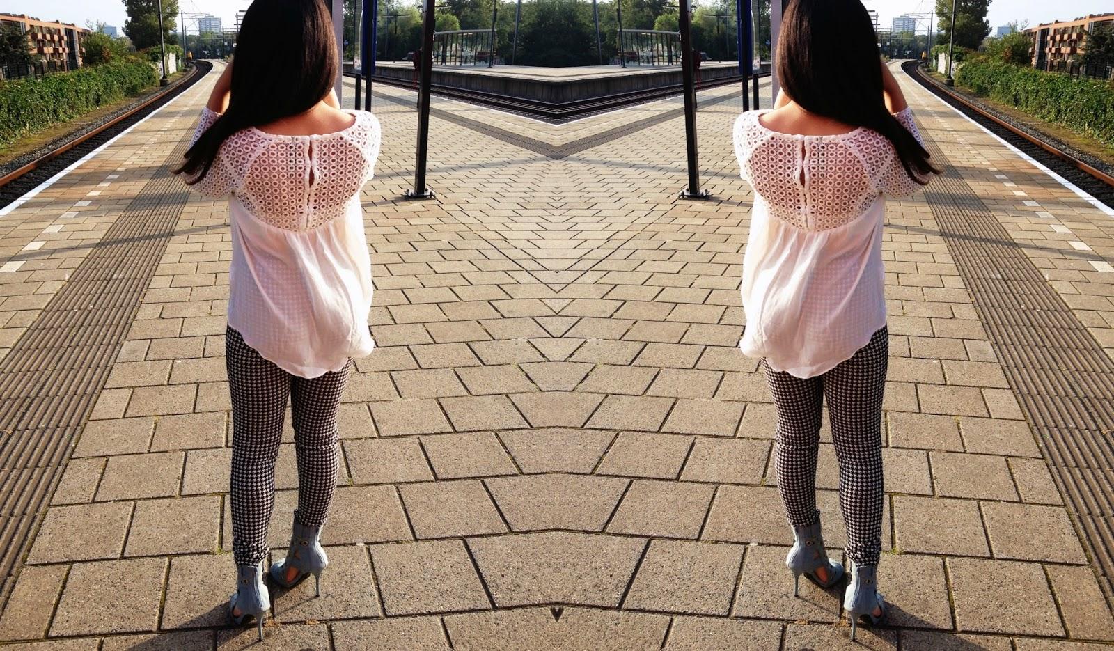 Twinkeltje.nl white button blouse review