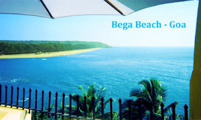 India Travel - Attraction Baga Beach